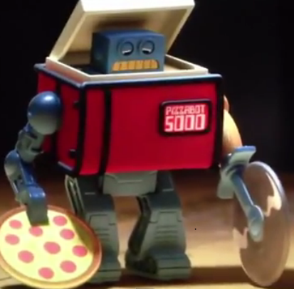 Robot voice]I remember pizza [/Robot voice] | MarkWeinGuitarLessons com